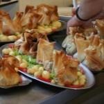 De bons petits plats pour votre classe de mer