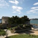 Visite de la tour royale de Toulon avec votre classe de mer