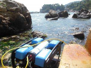 rover sous marin